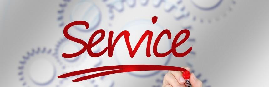 Dienstleistung